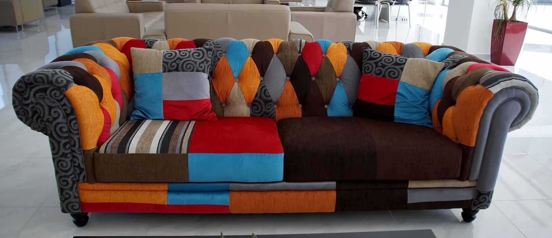 Sofa Test Polsterung